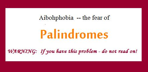 Simple+palindromes+words on Palindromes Bingo Cards